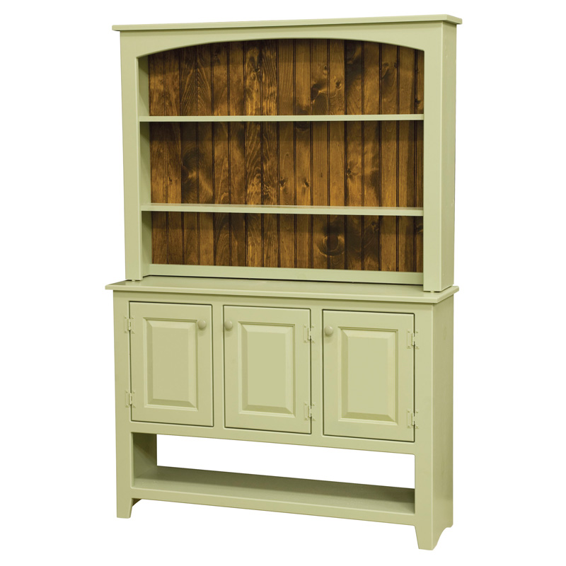 Marvelous Amish Sideboard With Hutch | Amish Furniture | Shipshewana Furniture Co.