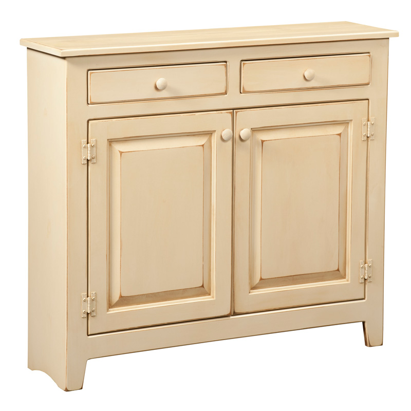 Large Console Cabinet