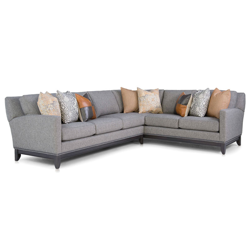 238 Sectional - Fabric