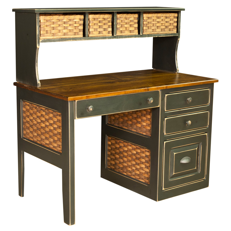 Amish Savannah Desk | Amish Furniture | Shipshewana Furniture Co.