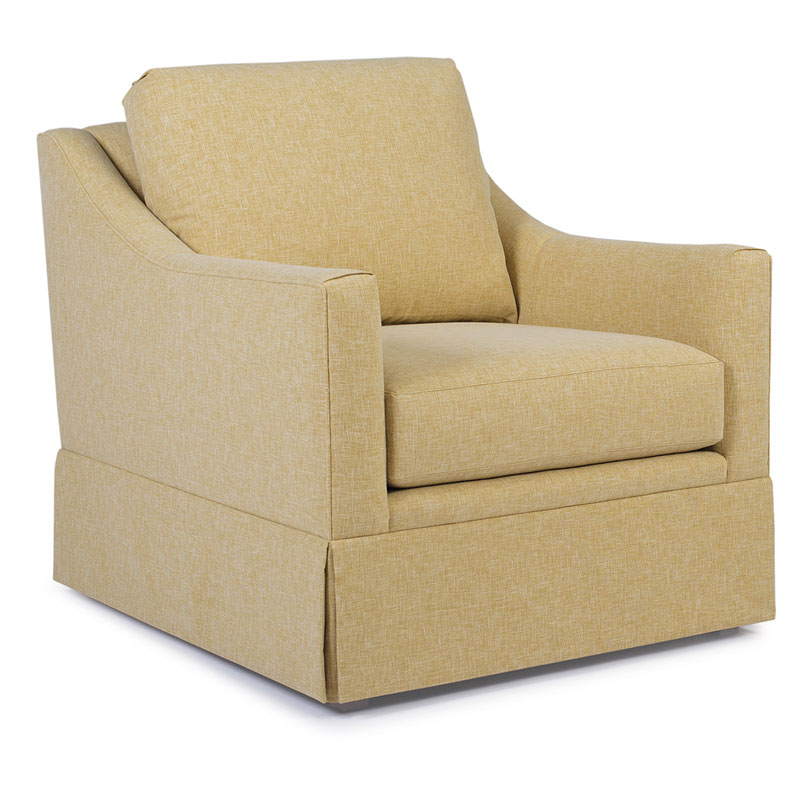 260 Swivel Chair - Fabric