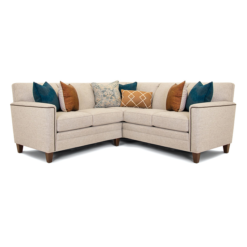 3122 Sectional - Fabric