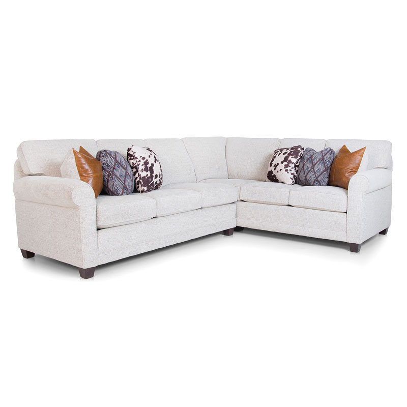 366 Sectional - Fabric
