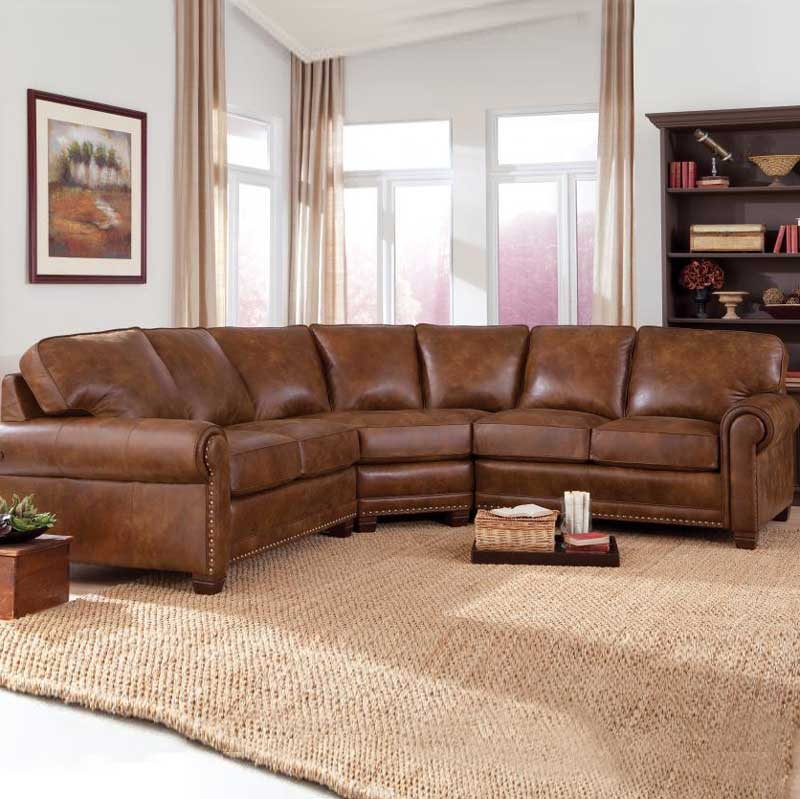 Amish 393 Leather | Amish Furniture | Shipshewana Furniture Co.