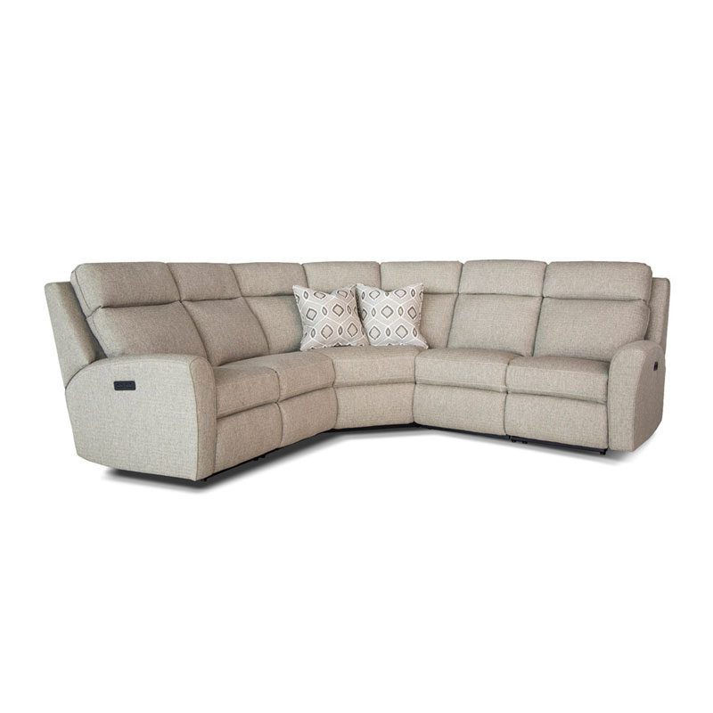 418 Sectional - Fabric