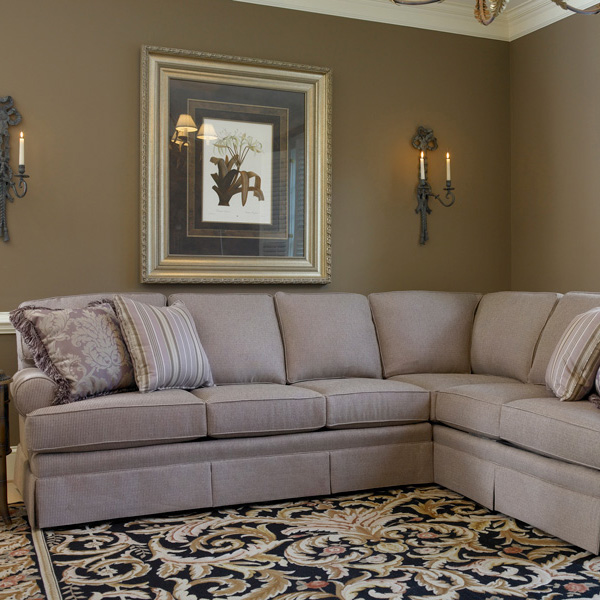 5111 Sectional - Fabric