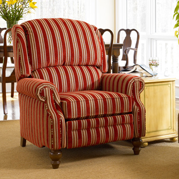 705 Pressback Recliner - Fabric