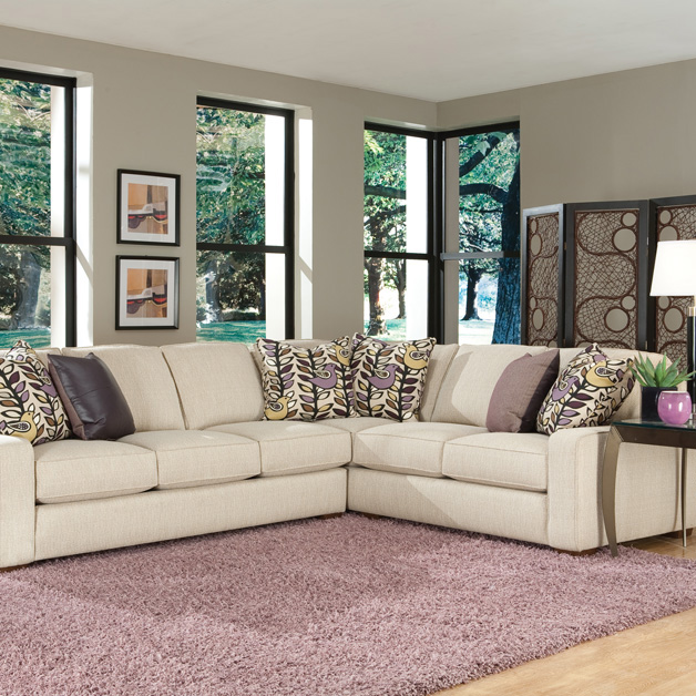 8131 Sectional - Fabric