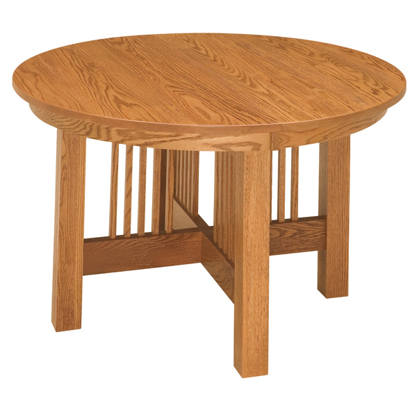 Amish Artisan Mission Table | Amish Furniture | Shipshewana Furniture Co.