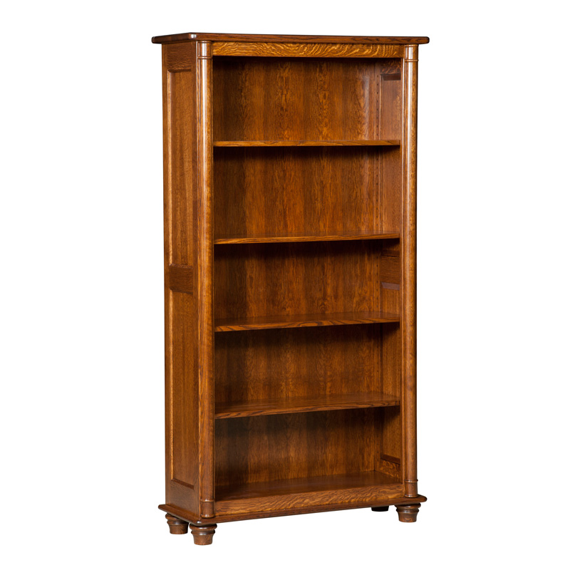 Belmont Open Bookcase