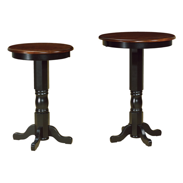 Amish Barcelona Pub Table | Amish Furniture | Shipshewana Furniture Co.