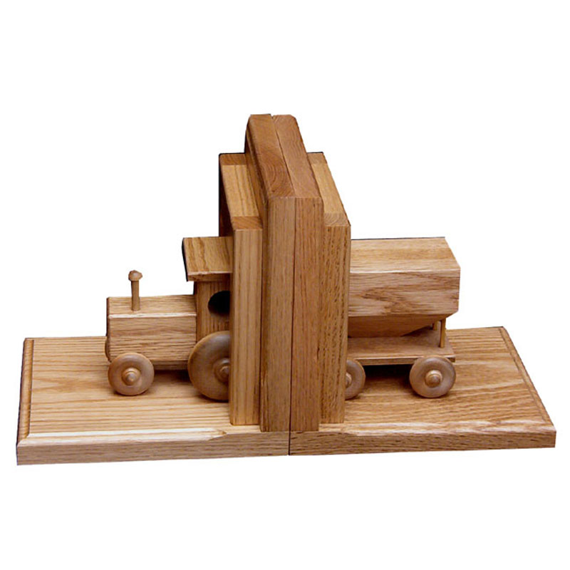 Tractor/Wagon Bookends