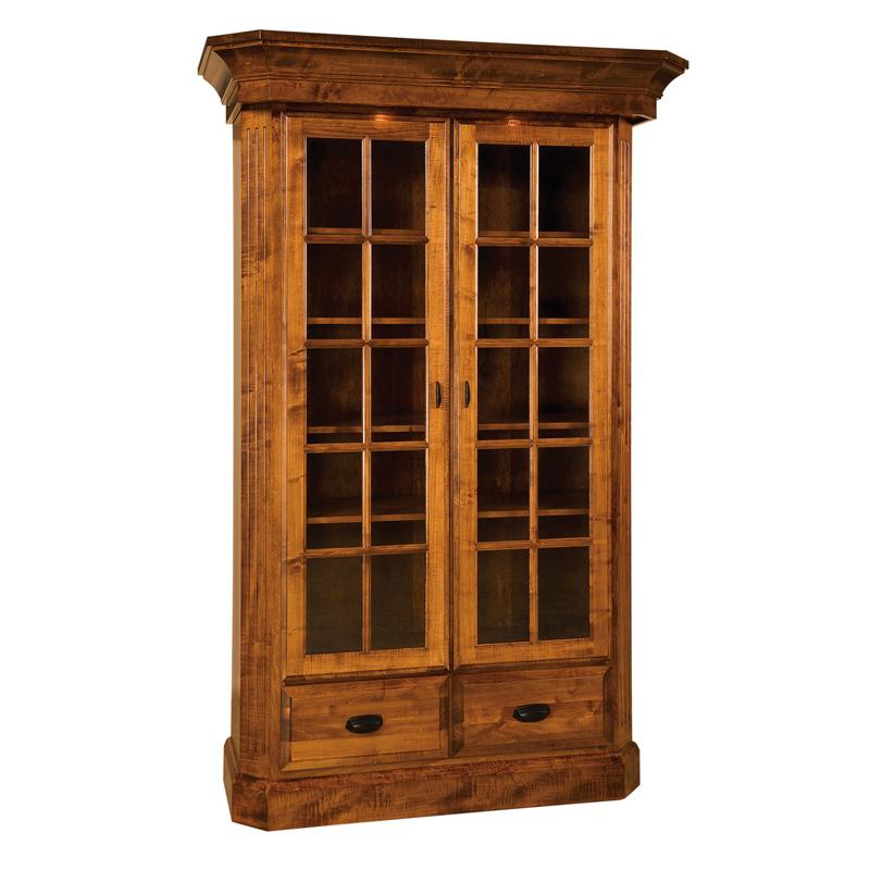 More Information · Amish Saturn Classic Bookcase   Amish Furniture   Shipshewana  Furniture Co.