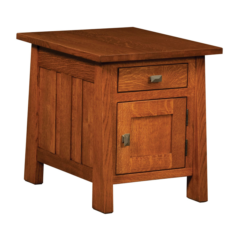 Freemont Mission End Table