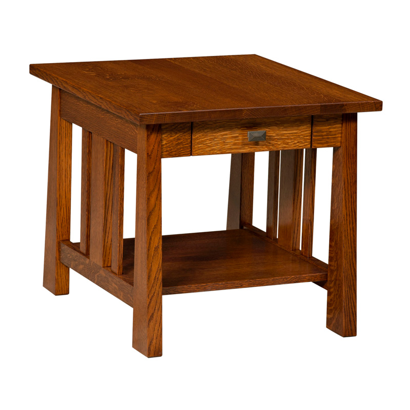 Freemont Mission Open End Table