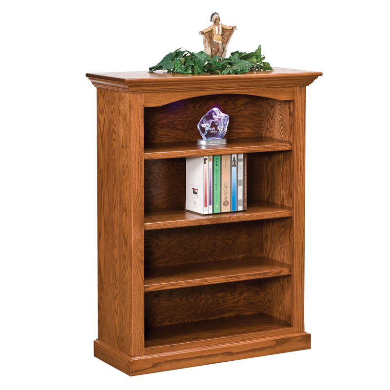 Hoosier Heritage 4ft Bookcase