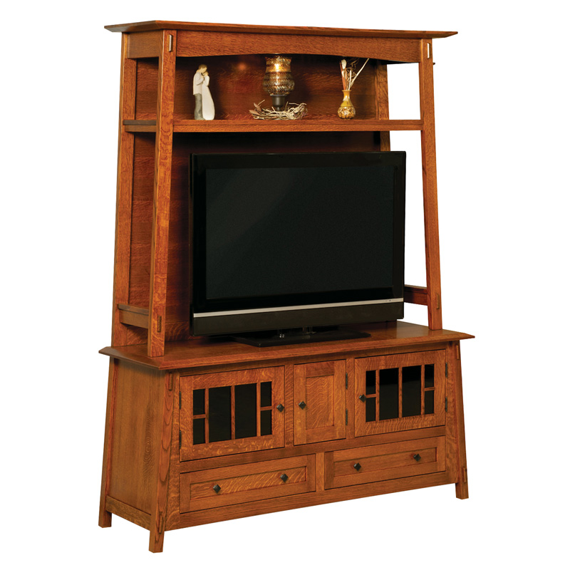 Amish Colbran TV Cabinet | Amish Furniture | Shipshewana Furniture Co.