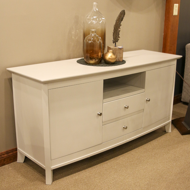 CLEARANCE - Laurel TV Cabinet 60""
