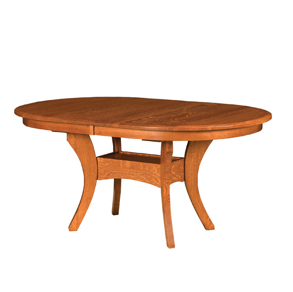 Ingleside Double Pedestal Table