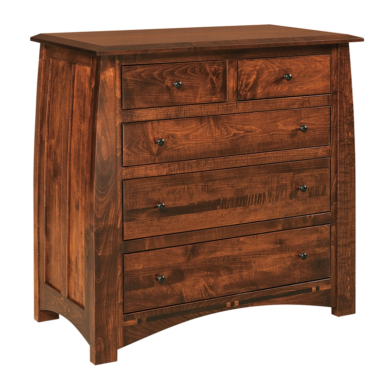 Boulder Creek 5 Drawer Childs Chest