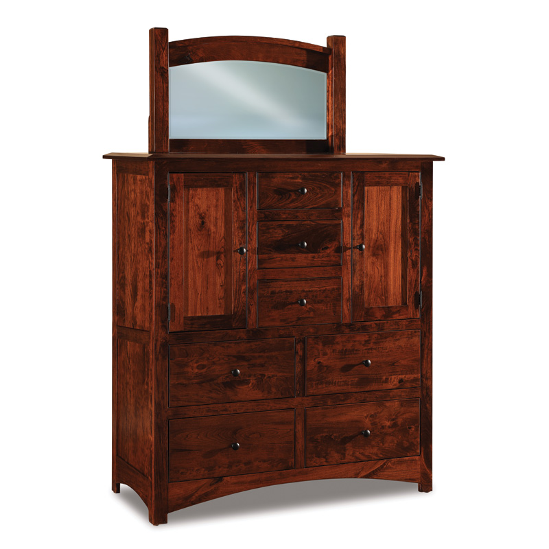 Amish Finland His & Hers Chest | Amish Furniture | Shipshewana Furniture Co.