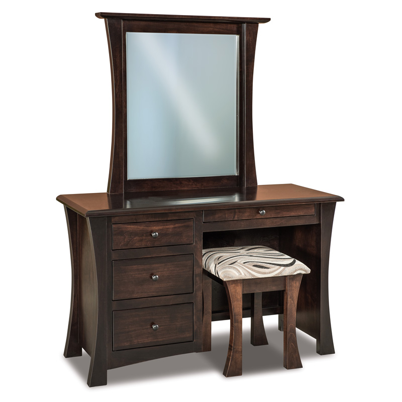 Matison Vanity Dresser with Bench