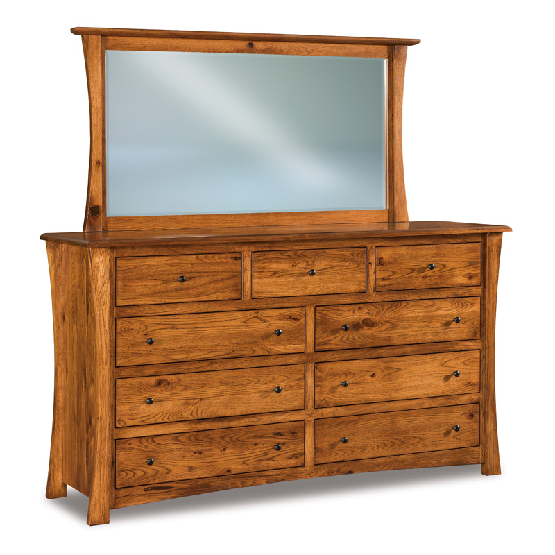 "Matison 9 Drawer Dresser 75""W"