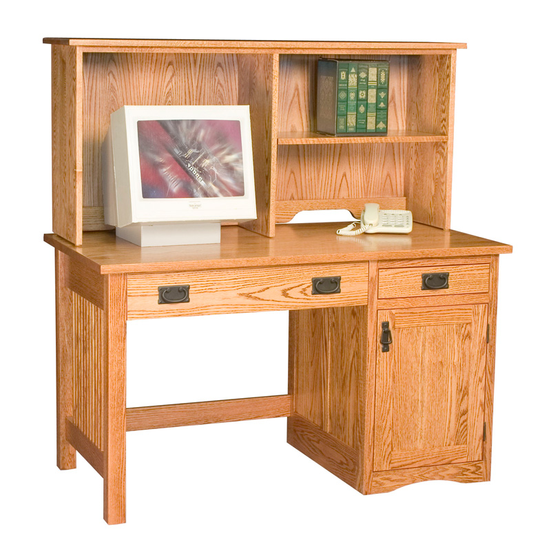 Amish Mission Junior Computer Desk | Amish Furniture | Shipshewana Furniture Co.