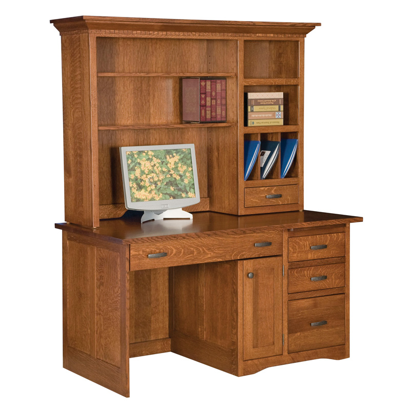 Amish Mission Computer Desk 58"