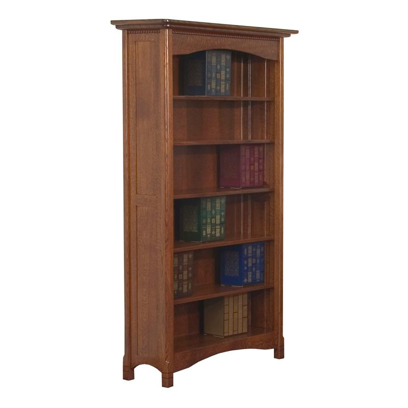 More Information · Amish West Lake Bookcase   Amish Furniture   Shipshewana  Furniture Co.