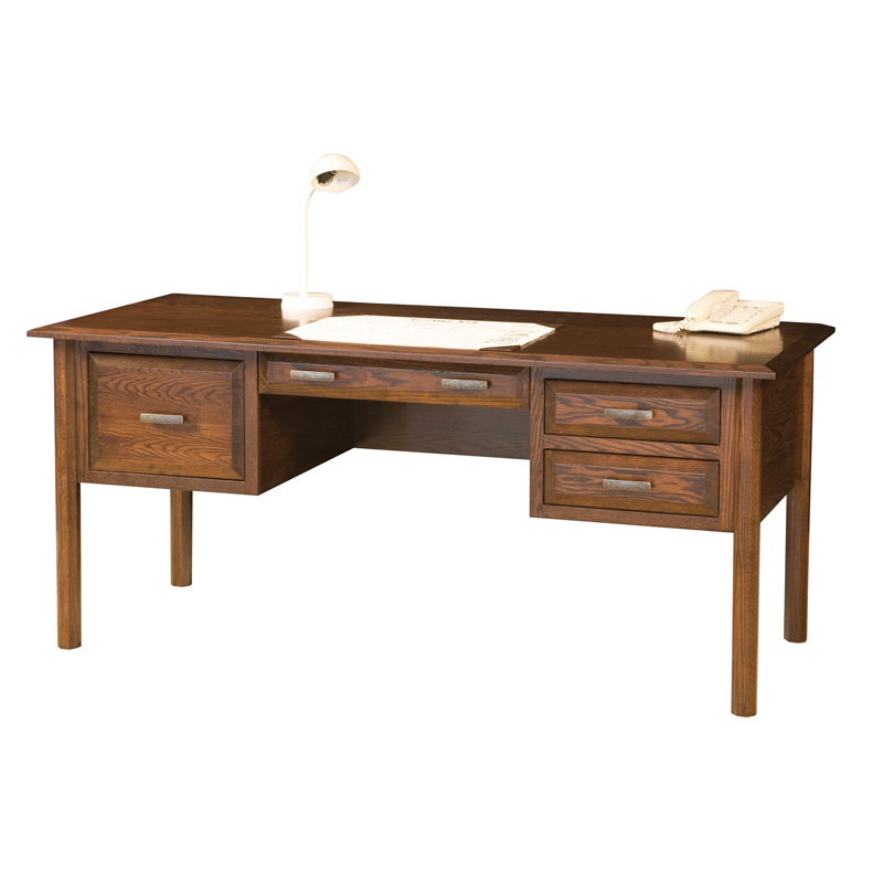 Amish Charleston Desk | Amish Furniture | Shipshewana Furniture Co.