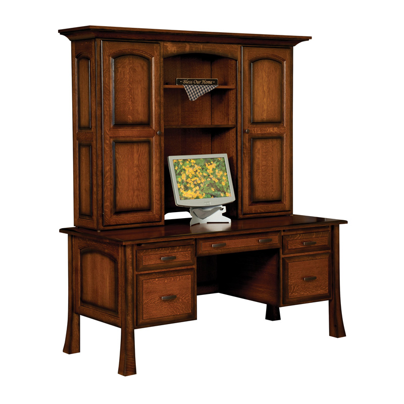 Amish Olde Century Desk | Amish Furniture | Shipshewana Furniture Co.