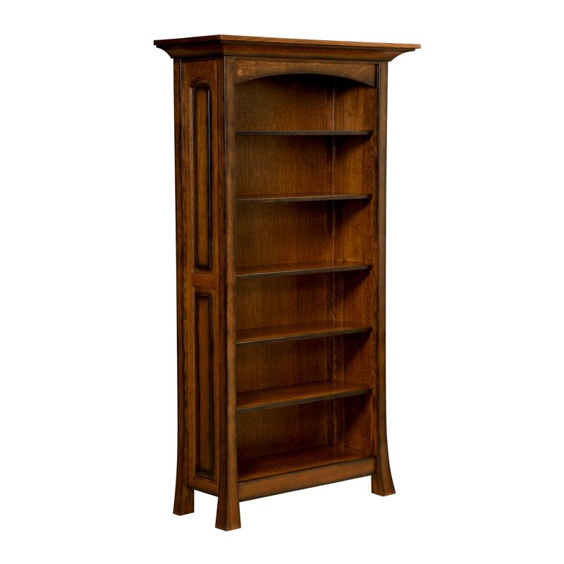 More Information · Amish Olde Century Bookcase   Amish Furniture   Shipshewana  Furniture Co.