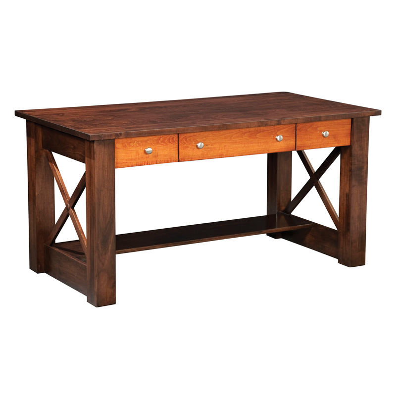 Amish Lexington Desk | Amish Furniture | Shipshewana Furniture Co.