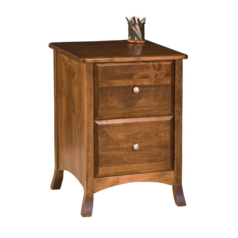 Amish Carlisle File Cabinet | Amish Furniture | Shipshewana Furniture Co.