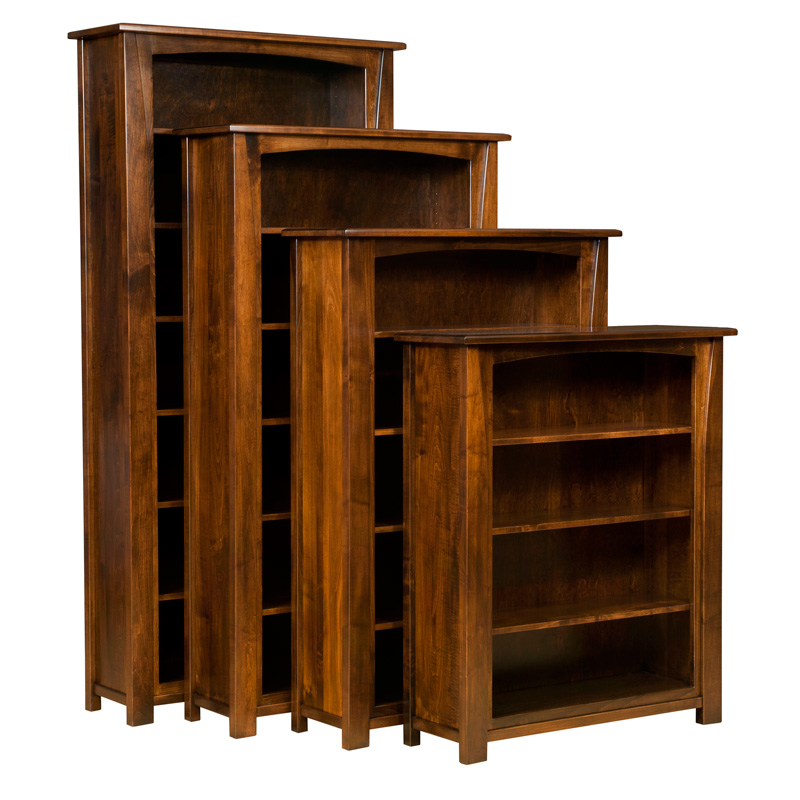 Mondovi Open Bookcase