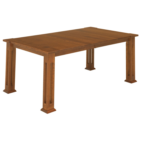 Pembrook Mission Dining Table