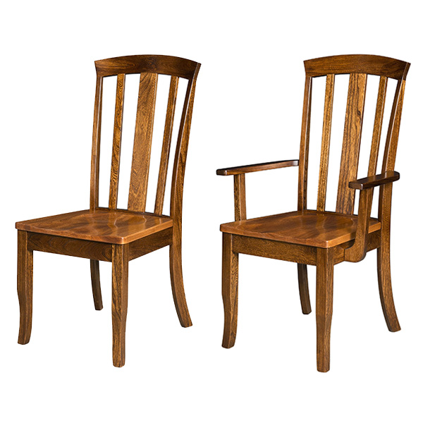 Amish Artisan Bluffton Dining Chairs | Amish Furniture | Shipshewana Furniture Co.