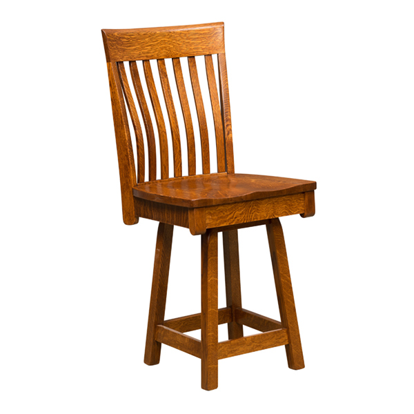 Belleville Bar Stool - Swivel