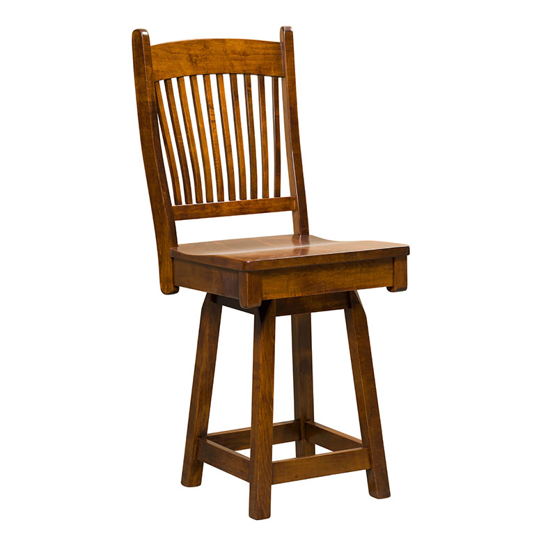 Berwick Swivel Bar Stool