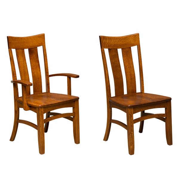 Garfield Dining Chair Shipshewana