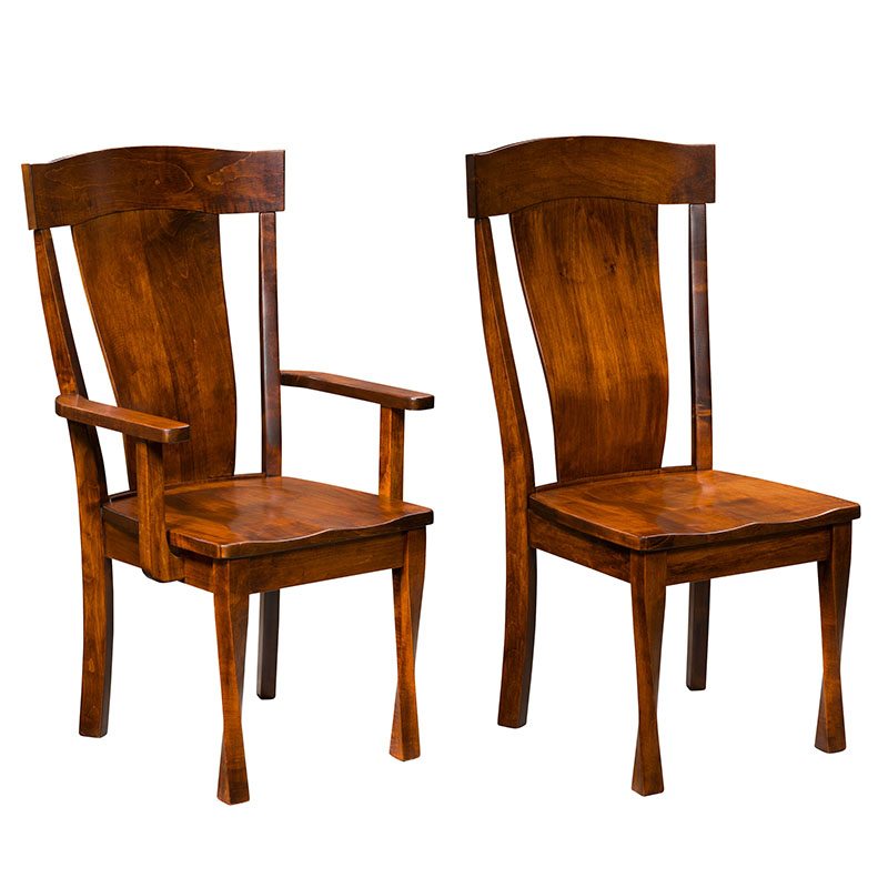 Woodcrest Dining Chairs