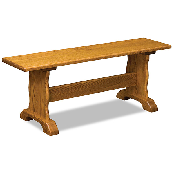 Amish Benches Gallery