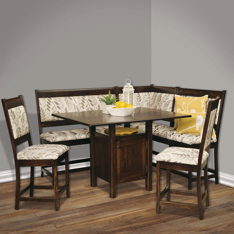 Amish Breakfast Nooks Furniture Amish Breakfast Nookss