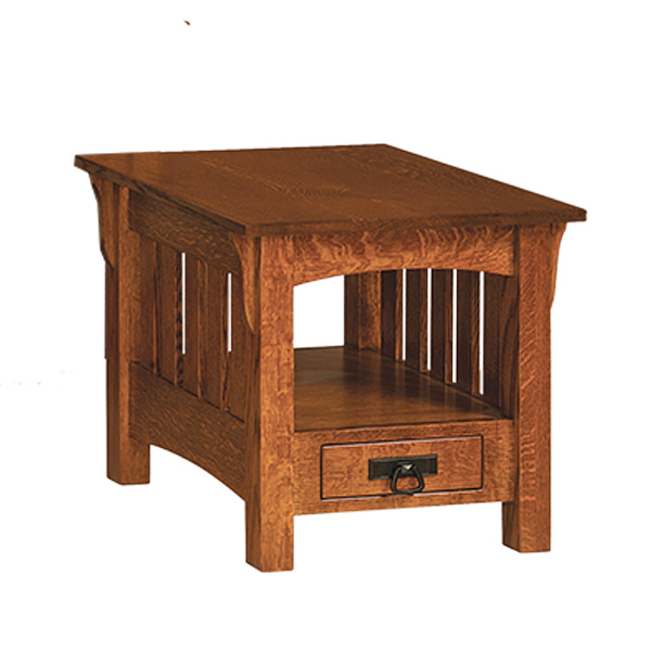 Amish Adams End Table | Amish Furniture | Shipshewana Furniture Co.