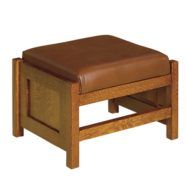 Cubic Panel Footstool