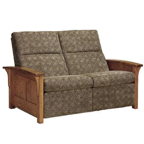 Skyline Panel Loveseat Recliner Shipshewana Furniture Co