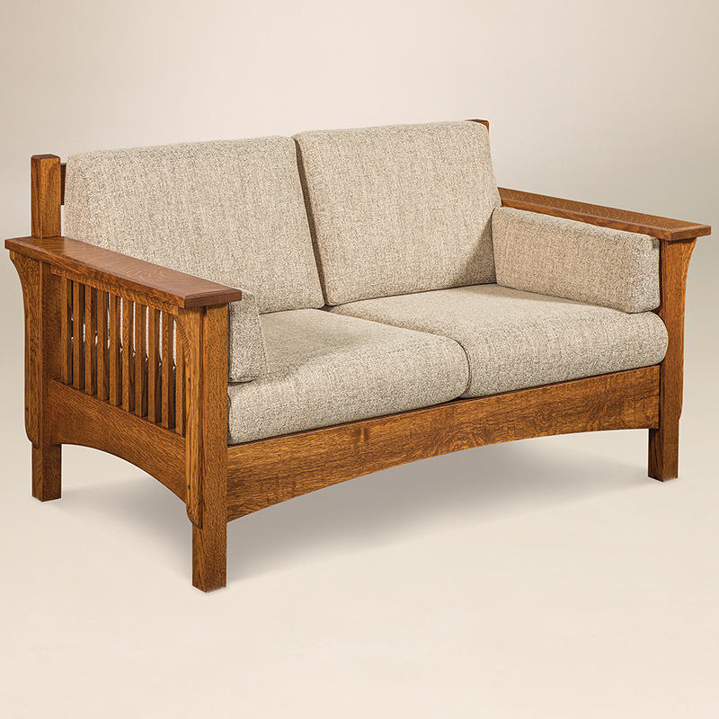 Pioneer Loveseat