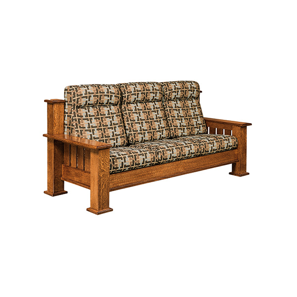 Amish Bunyan Sofa | Amish Furniture | Shipshewana Furniture Co.