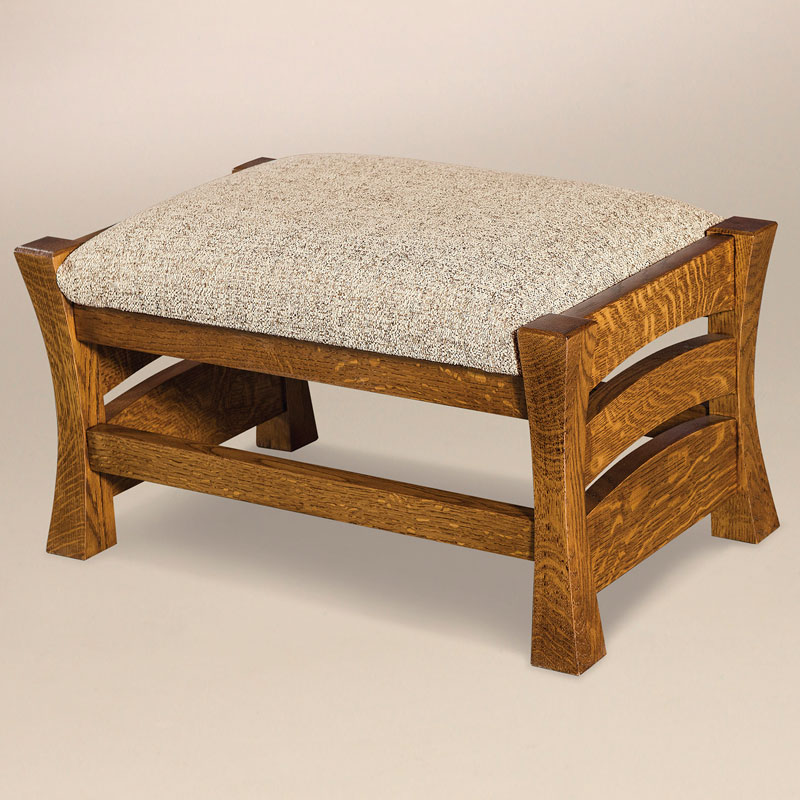Barrington Footstool